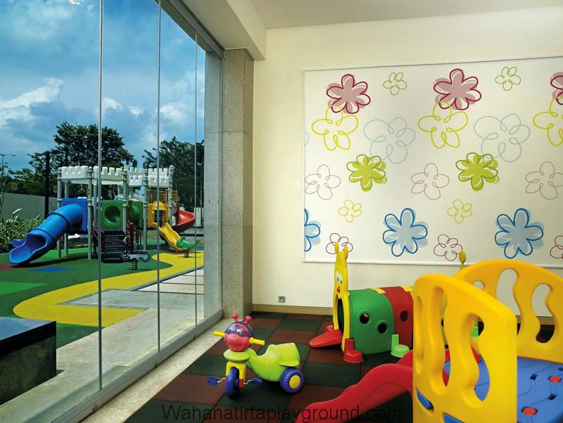 Shangrila Residence, Outdoor indoor Kids-Playground